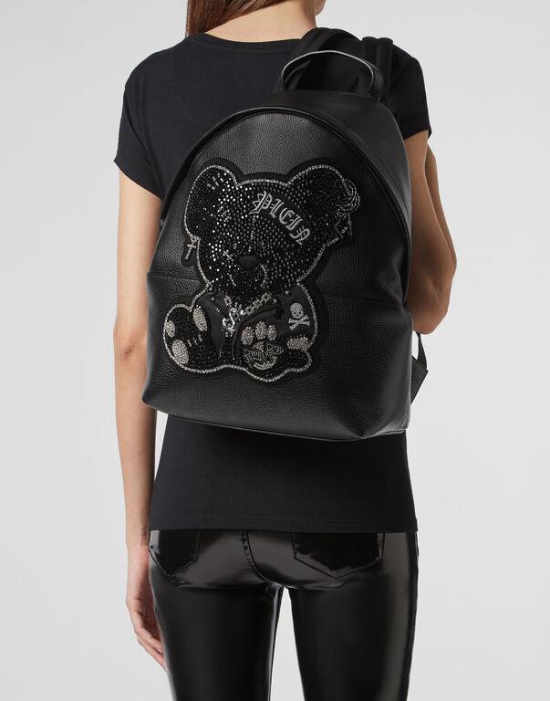 Backpack Teddy Bear