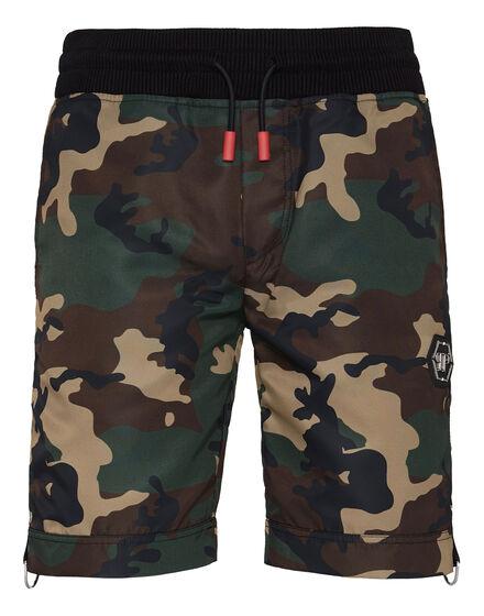 Nylon Shorts Philipp Plein TM