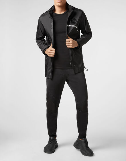 Nylon Jacket XYZ Logos