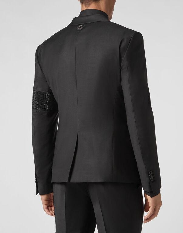 Suit 2 pcs Crystal