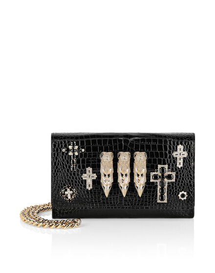 Clutch Baroque cross