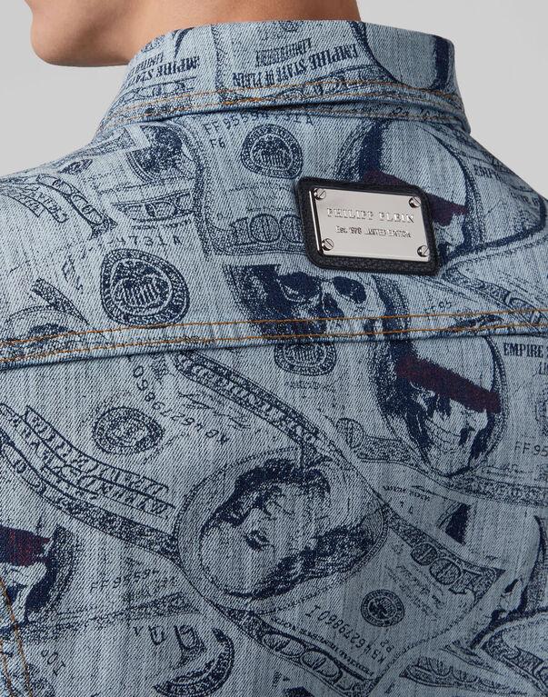 Denim Jacket Dollar
