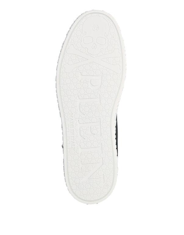 Hi-Top Sneakers Graphic Plein