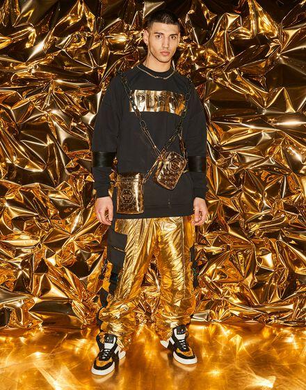 Sweatshirt LS Gold