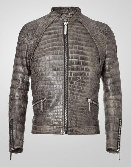 leather jacket nobody else