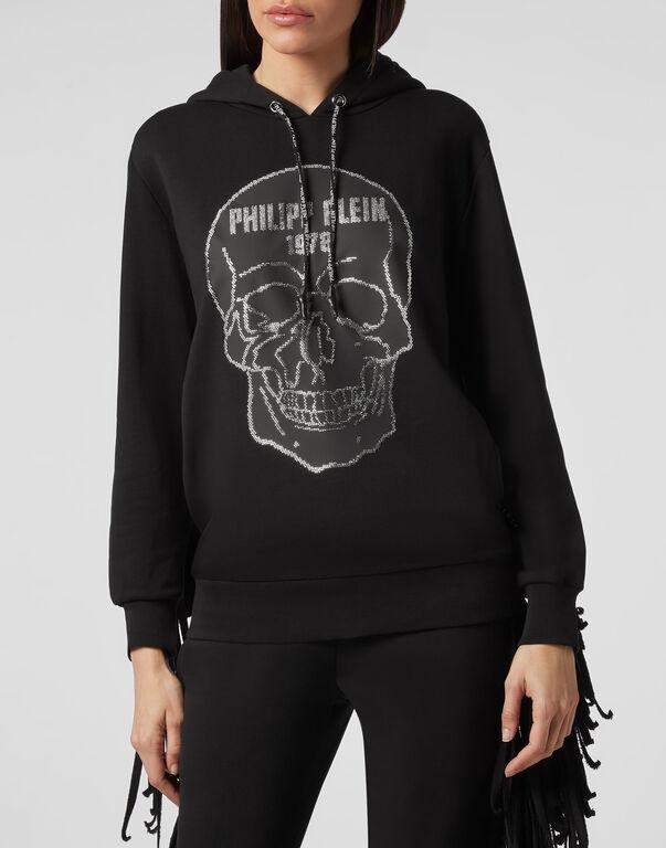 Hoodie sweatshirt Fringe