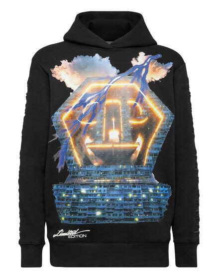 Hoodie sweatshirt PP Universe