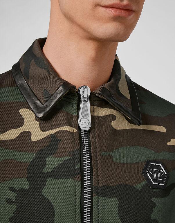 Jacket Camouflage