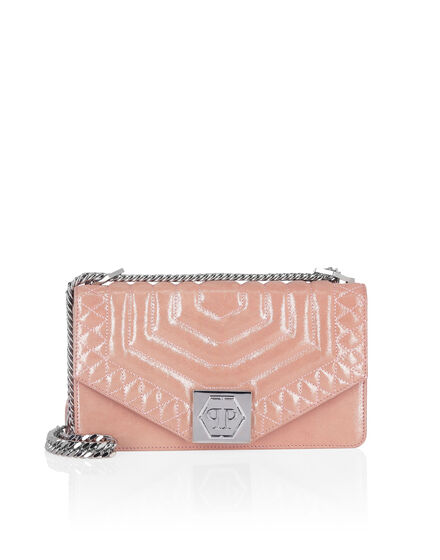 Shoulder Bag-small Pink paradise