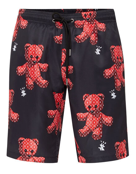 Beachwear Long Trousers Teddy Bear