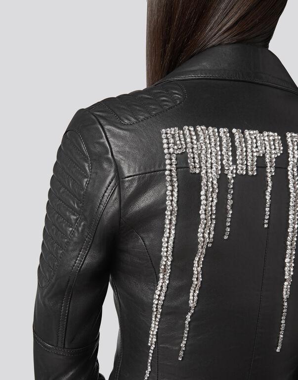 Leather Biker Rock PP
