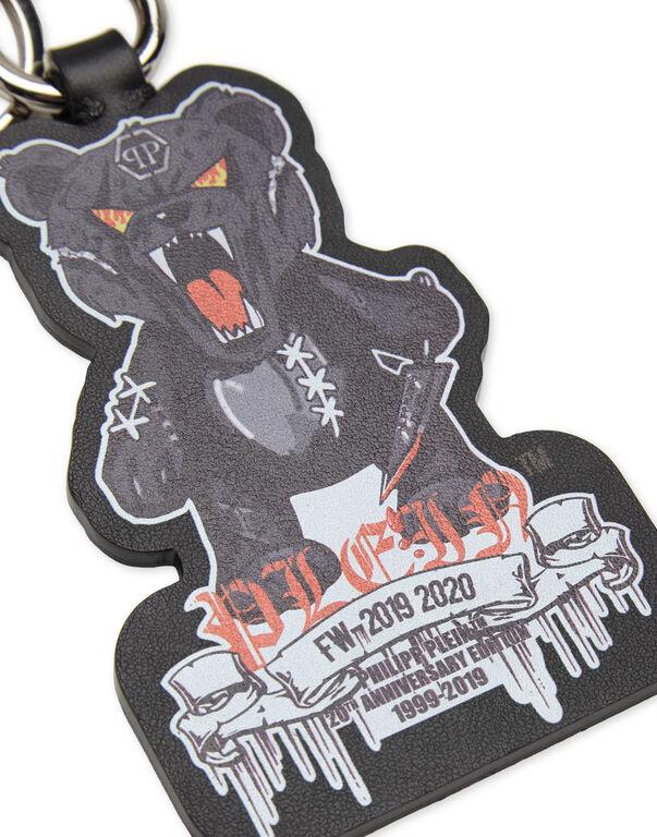 Nylon Key chains Teddy Bear