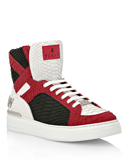 MONEY BEAST Hi-Top python