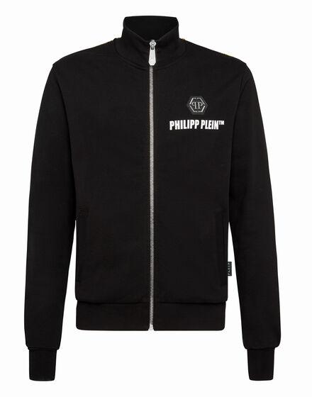 Jogging Jacket Foulard texture