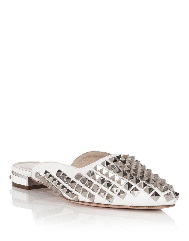 "Sandals Flat ""Dubai"""