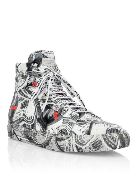 Hi-Top Sneakers Dollar
