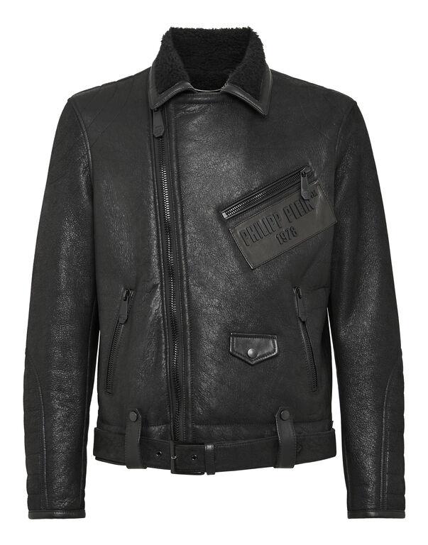 Leather Biker Luxury