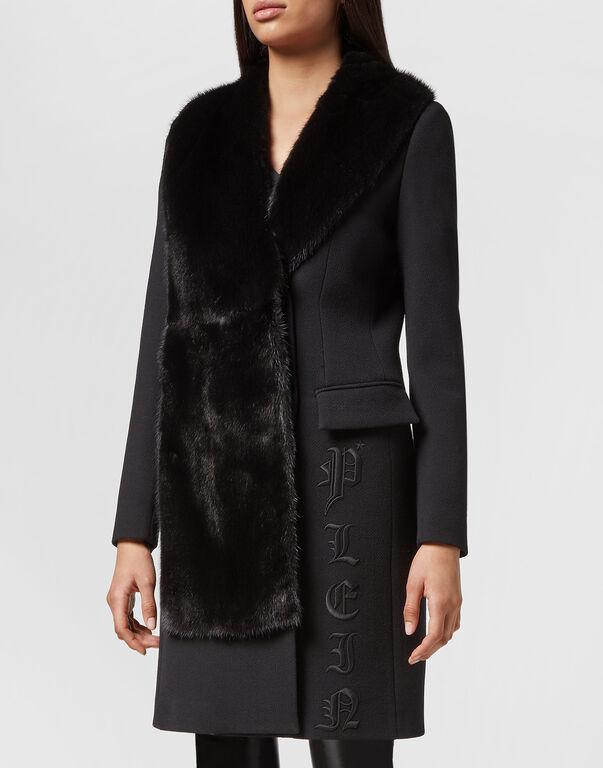 Coat Long Gothic Plein