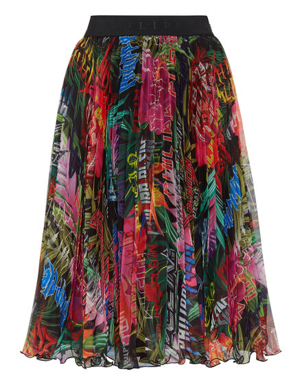 Long Skirt Jungle Rock