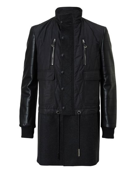 Coat Long Bayard
