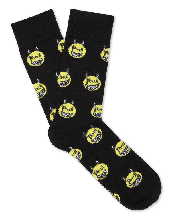 Socks Evil Smile