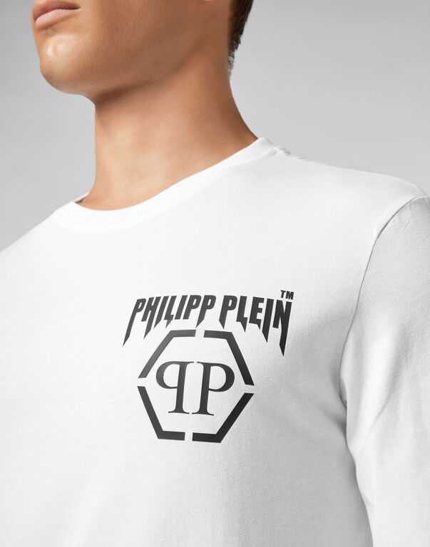T-shirt Round Neck LS Philipp Plein TM
