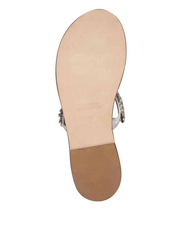 "Sandals Flat ""Christel"""