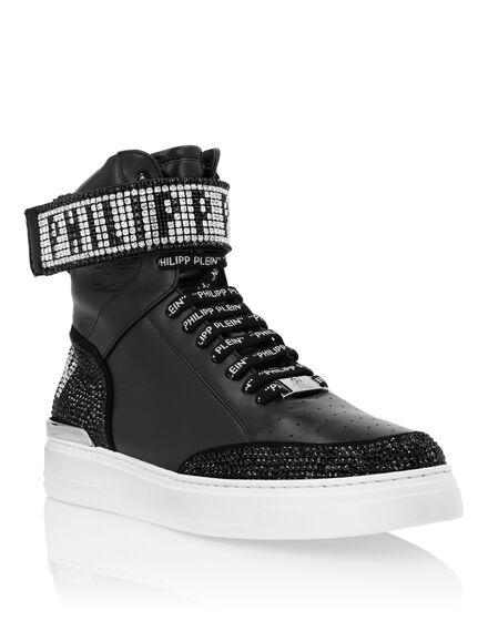Hi-Top Sneakers ... ea70da4a565