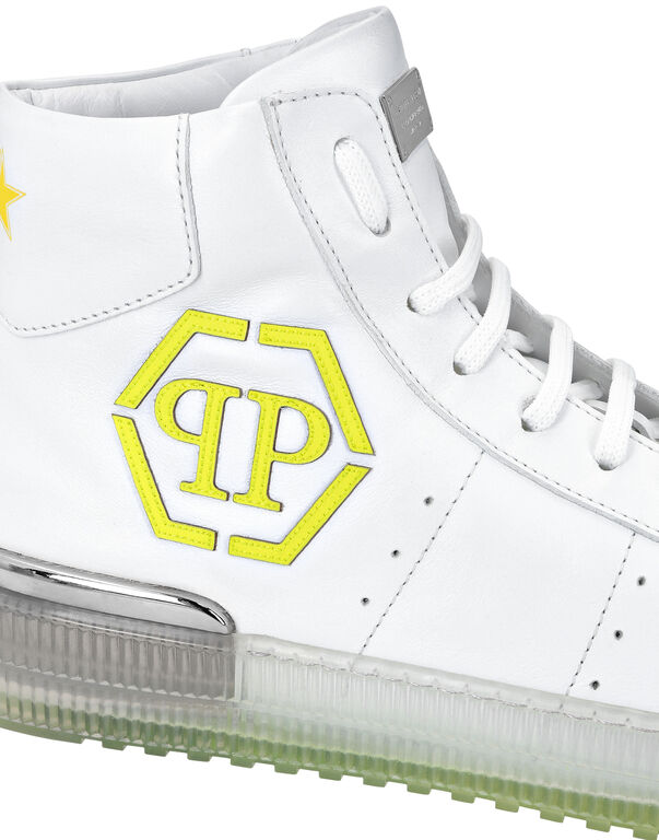 Hi-Top Sneakers