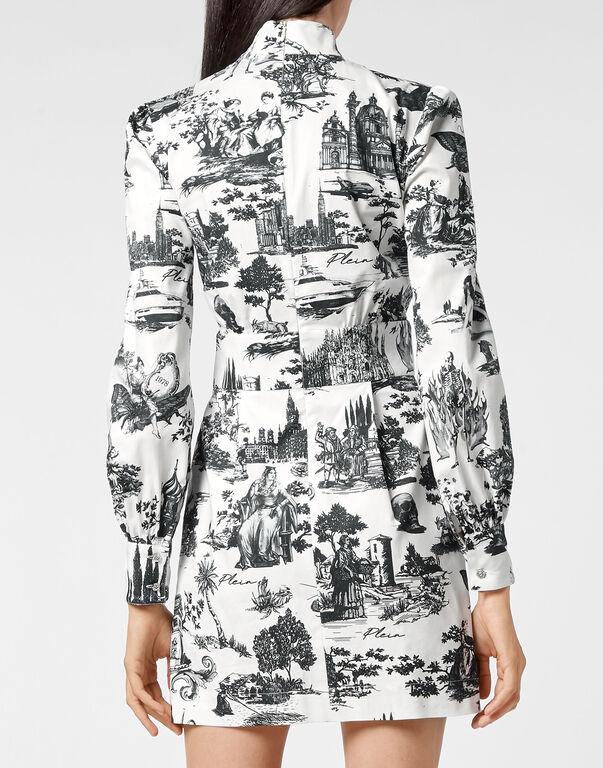 Short Dress En PLEIN air