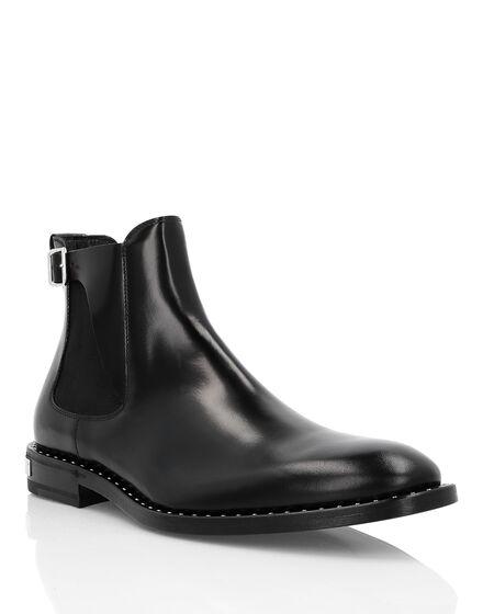 Boots Mid Flat Clark