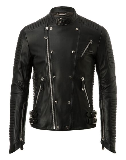 Leather Jacket Artemy