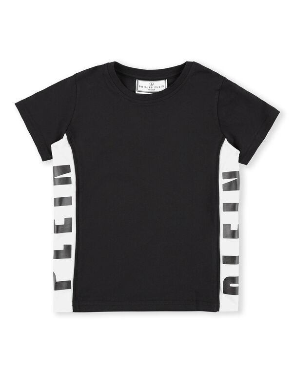 T-shirt Round Neck SS Statement