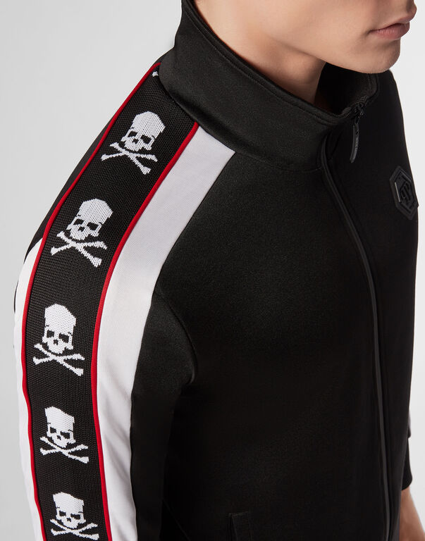 Jogging Jacket Skull