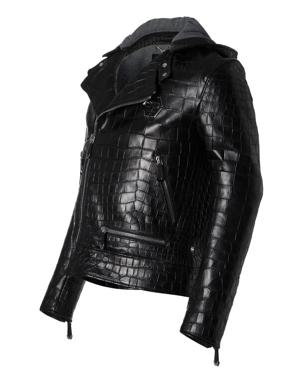d07e26429d6e Leather Jacket