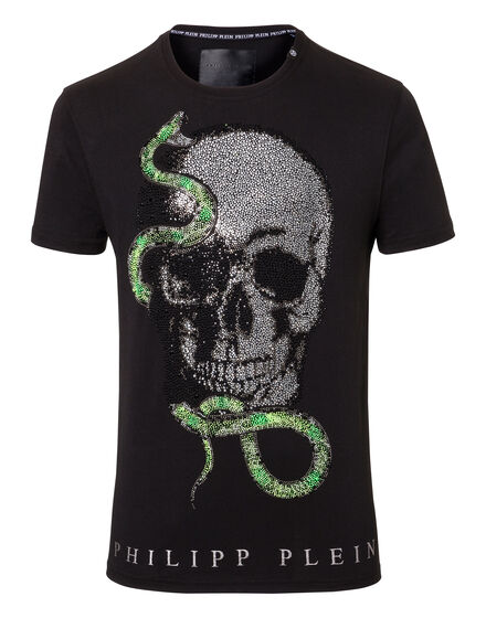 T-shirt Round Neck SS Shout
