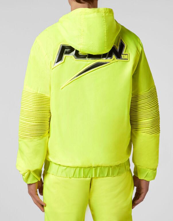 Nylon Jacket  Space Plein