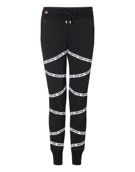 Knit Jogging Trousers Lena