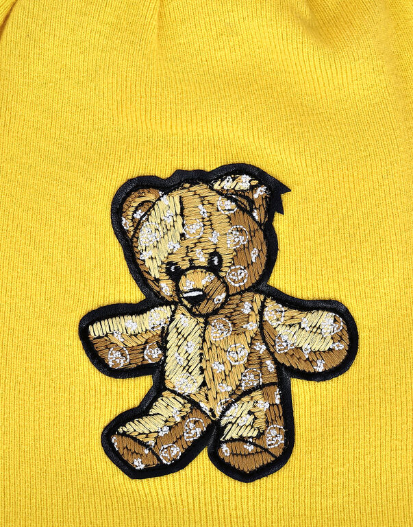 Bonnet Teddy Bear