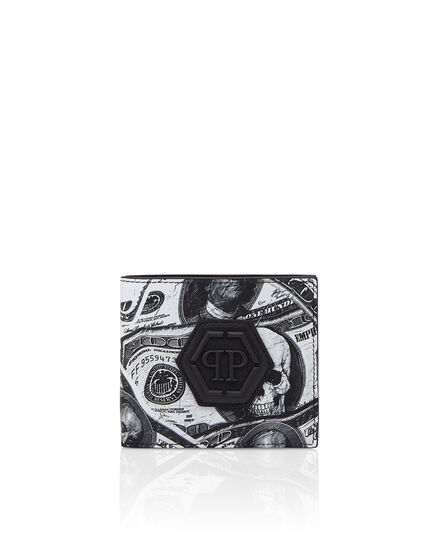 Pocket wallet Hexagon Dollar