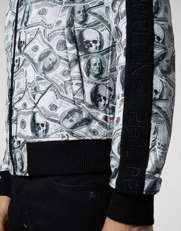 Leather Bomber Dollar