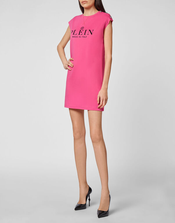 T-shirt Dress Iconic Plein