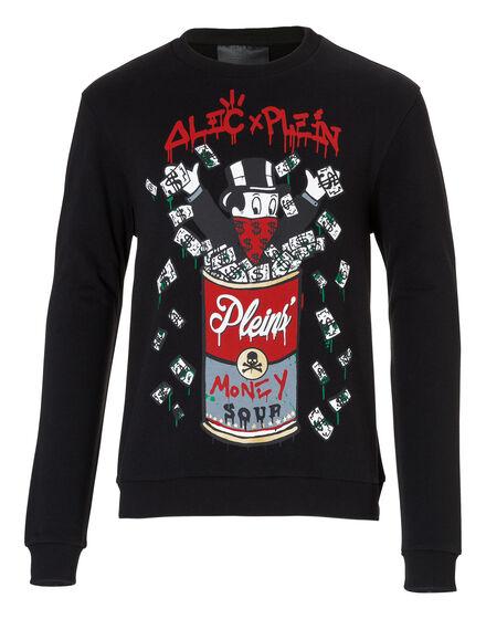 Sweatshirt LS Alec`s money
