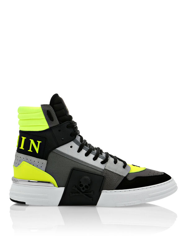 Hi-Top Sneakers PHANTOM KICK$