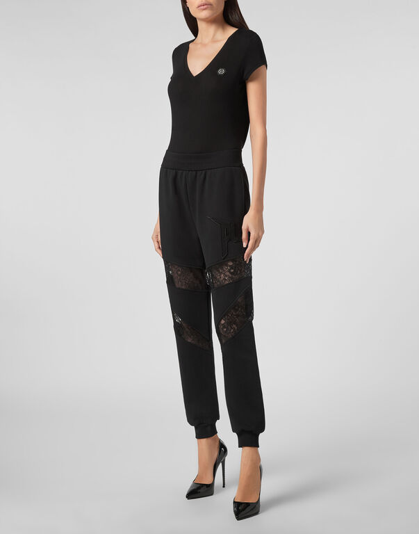 Jogging Trousers Lace