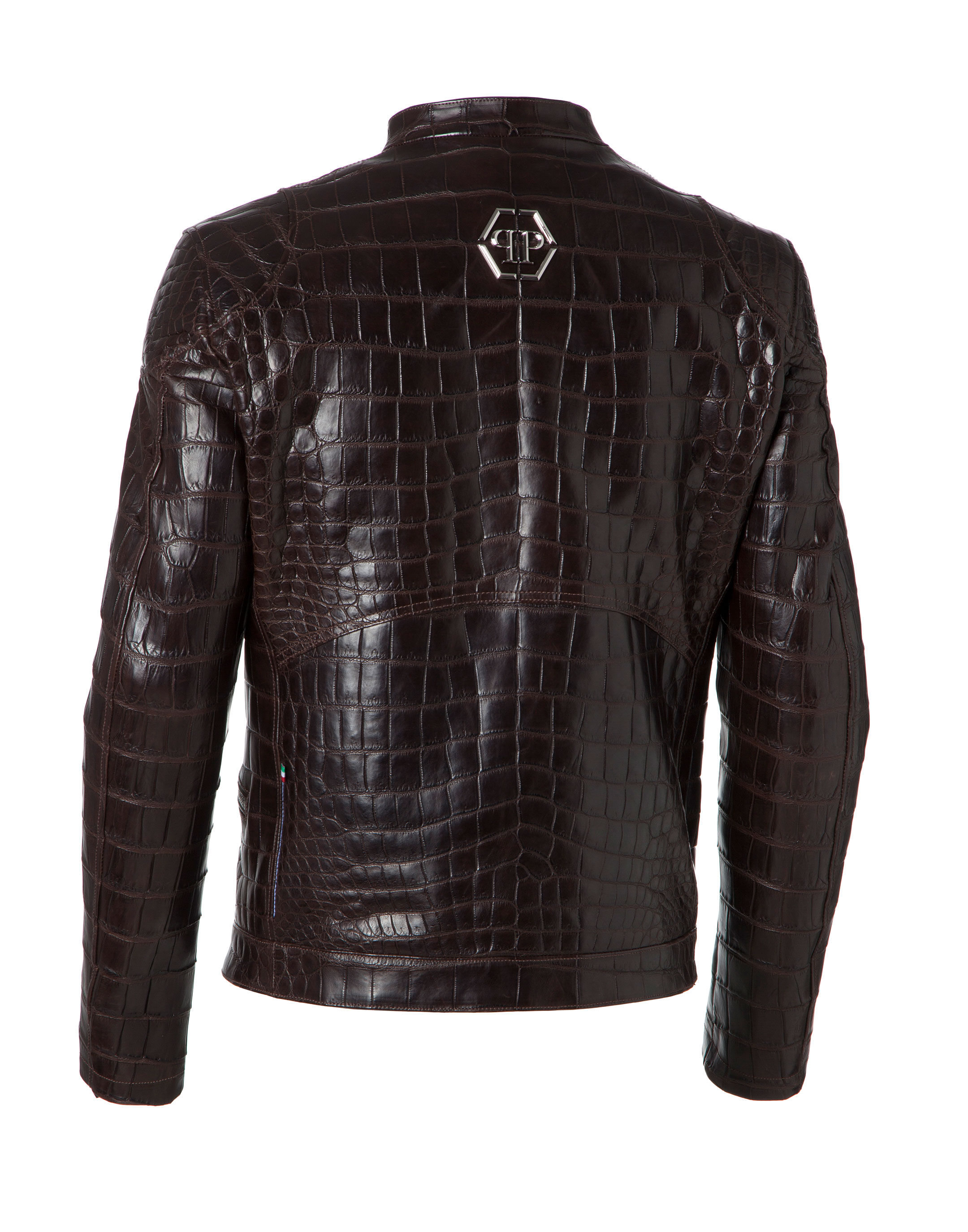 Leather Bomber \