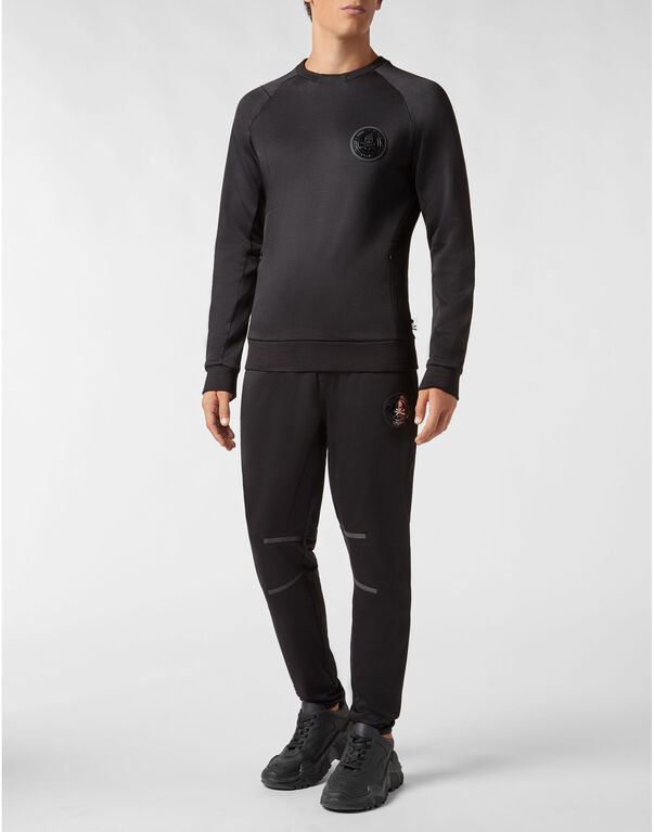 Sweatshirt LS XYZ Code