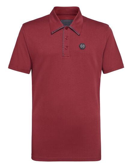 Polo shirt SS Mind If I Stay