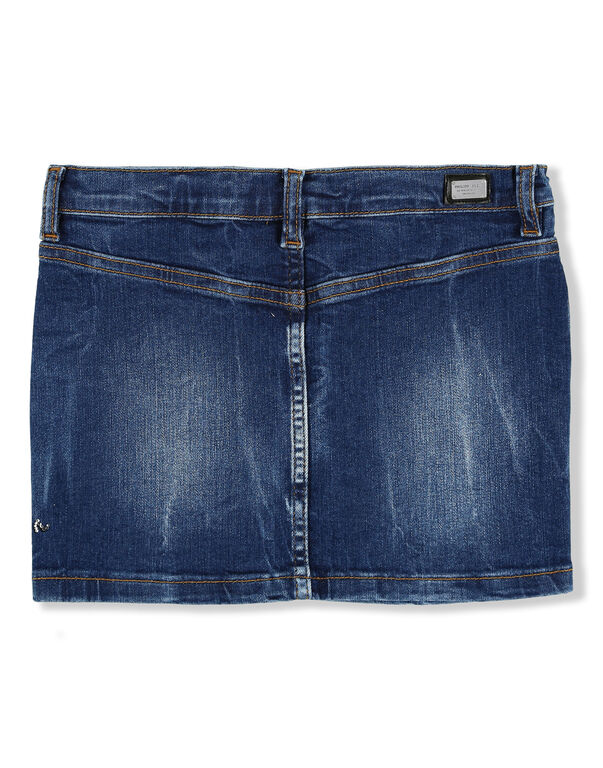 Denim Skirt Signature