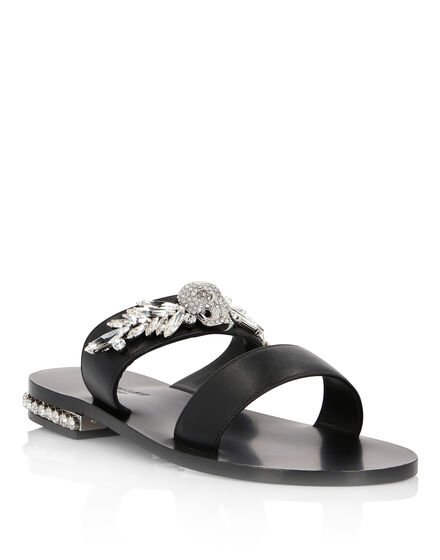 Sandals Flat Studs